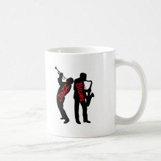 Jazz and Blues Coffee Mug