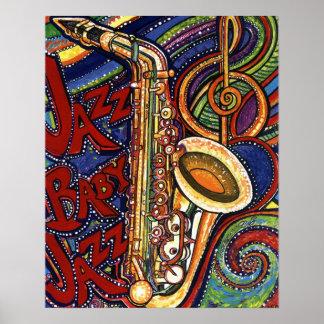 Jazz Baby Jazz Posters