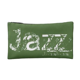 Jazz band cosmetics case