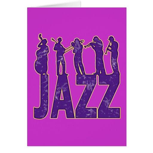 Jazz Cards