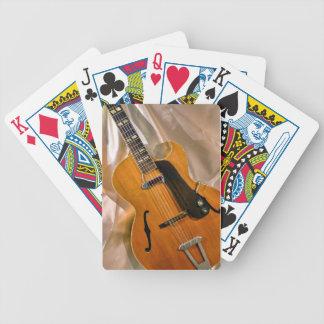 Jazz Cards Poker Cards