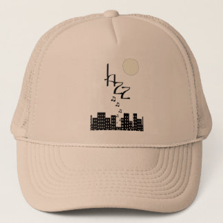 Jazz City Trucker Hat