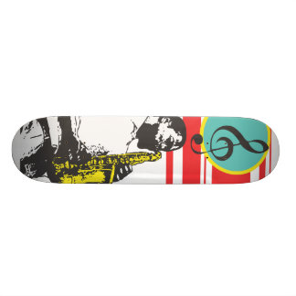 Jazz Deck Skateboard Decks