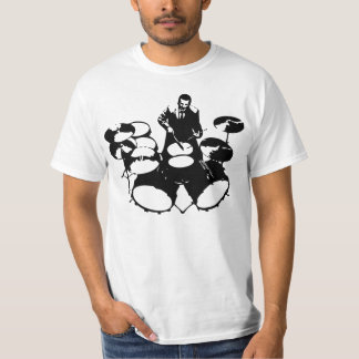 Jazz Drummer T-Shirt