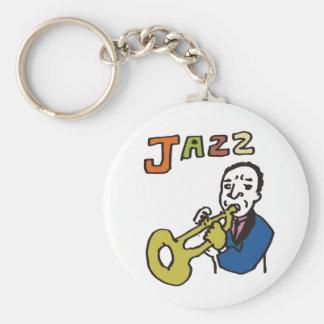 Jazz father key ring