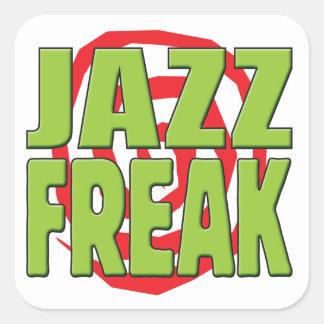 Jazz Freak G Sticker