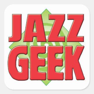 Jazz Geek v2 Sticker