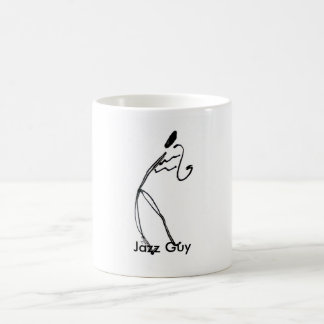 Jazz Guy Customisable Mug