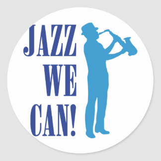 jazz incoming goods CAN Sticker