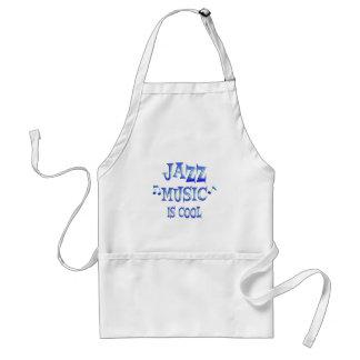 Jazz is Cool Standard Apron