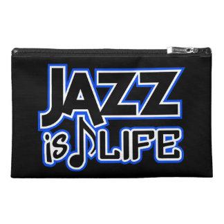 JAZZ IS LIFE custom accessory bag
