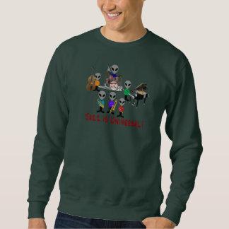 Jazz is Universal! Sweatshirt