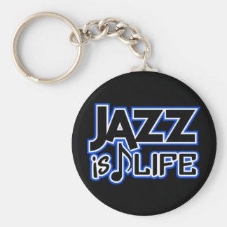 Jazz keychain