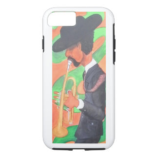 Jazz Man iPhone 8/7 Case