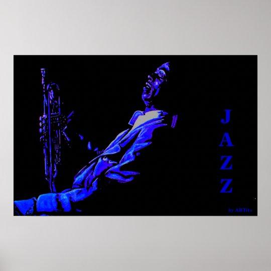 JAZZ - Miles Davis Poster