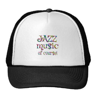 Jazz Music of Course Cap