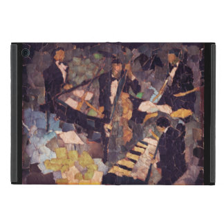 Jazz Music Quartet Powis iPad Mini Case