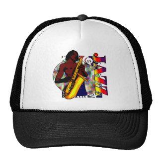 JAZZ MUSICIAN CAP