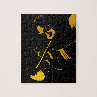 Jazz Musician Jigsaw Puzzles