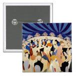 Jazz Night Dance Pinback Button