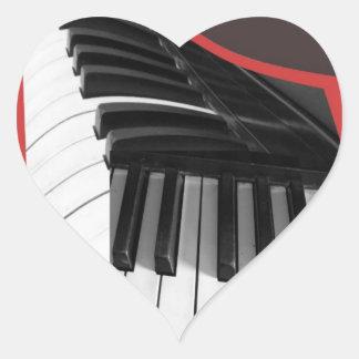 Jazz Piano Stickers