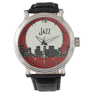 Jazz (red) watch