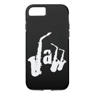 Jazz Sax Choose your color background Iphone Case2 iPhone 7 Case