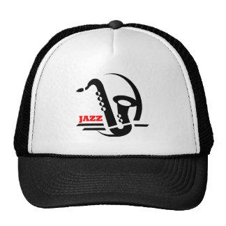 Jazz Sax Hats