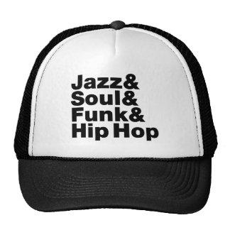 Jazz & Soul & Funk & Hip Hop Cap