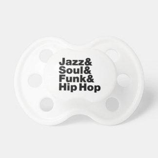 Jazz & Soul & Funk & Hip Hop Dummy