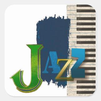 Jazz Stickers