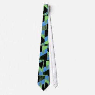 Jazz Tie - Art Deco 20's