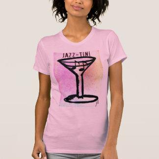 JAZZ-TINI print by jill T-Shirt