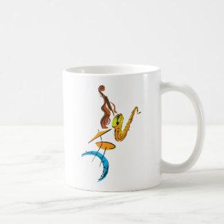 jazz trio coffee mugs