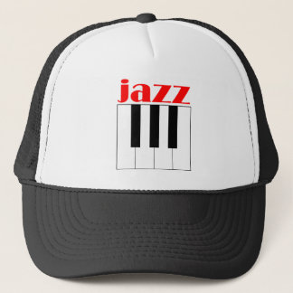 Jazz Trucker Hat