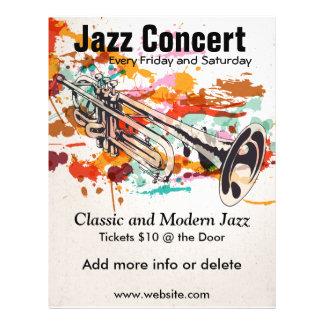 Jazz Trumpet Flyer