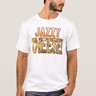 Jazzy Blue Cheese T-Shirt