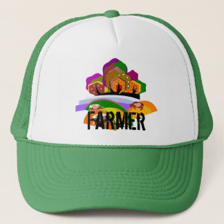 Jazzy Farm Vista Trucker Hat