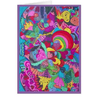 Jazzy Sun Card