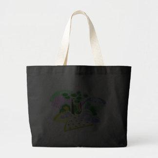 Jazzy Vista Jumbo Tote Jumbo Tote Bag
