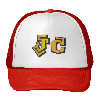 JC jesus christ hiphop by chrisitanstores Trucker Hat