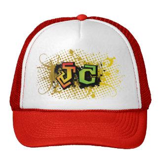 JC Jesus Christ hiphop green Trucker Hat