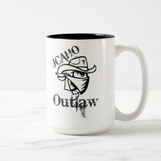 JCAHO Outlaw Two-Tone Mug