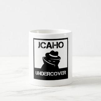 JCAHO Undercover Coffee Mug