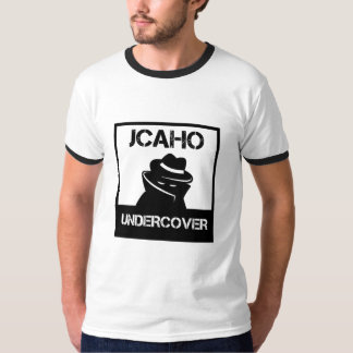 JCAHO Undercover T-Shirt