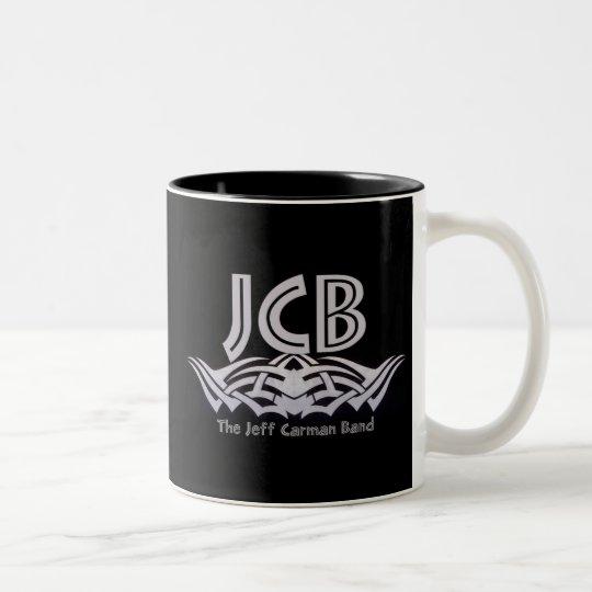 JCB Mug - Black
