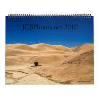 JCBPhotos.net 2010 version 2 Calendar
