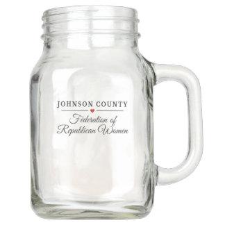 JCFRW Mason Jar