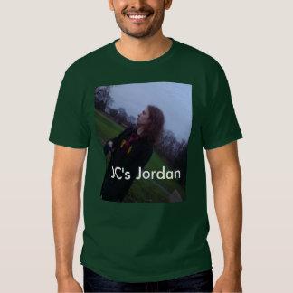 JC's Jordan Tshirts