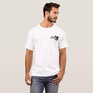 Jd desings top with logo
